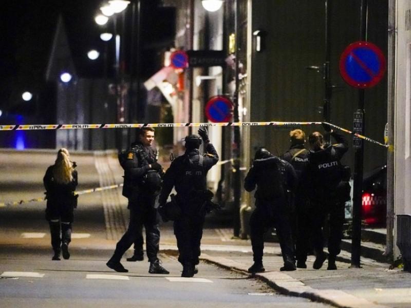 Ataque con arco y flechas deja varios muertos en Noruega