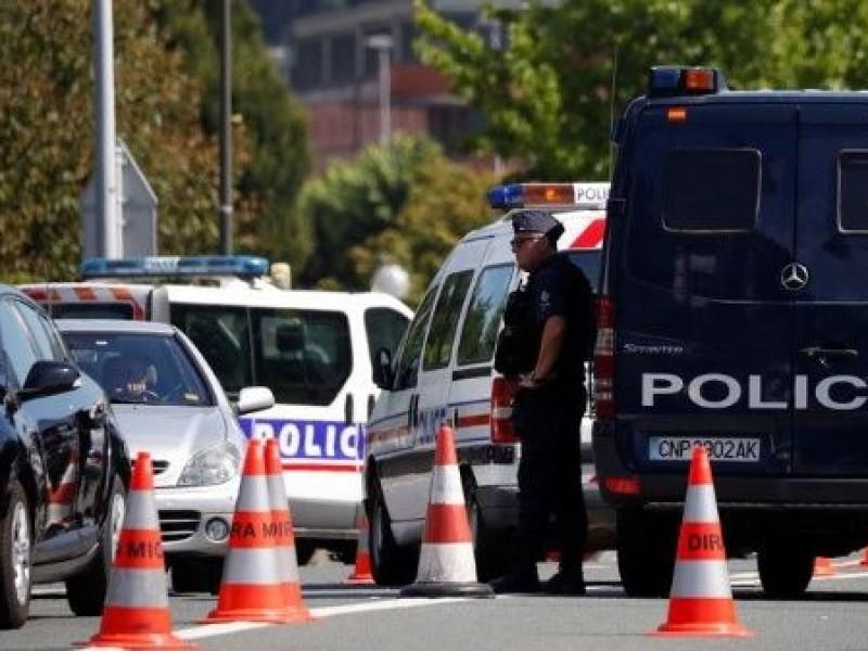 Ataque con cuchillo en Francia deja un muerto