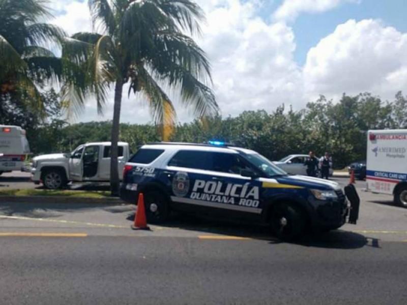 Ataque en Cancún deja tres muertos