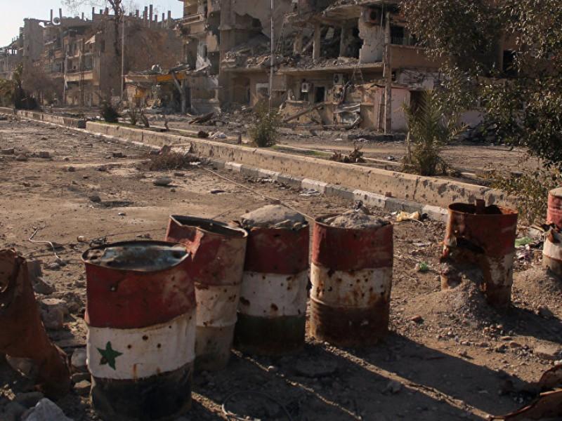 Ataque en Siria deja 43 muertos