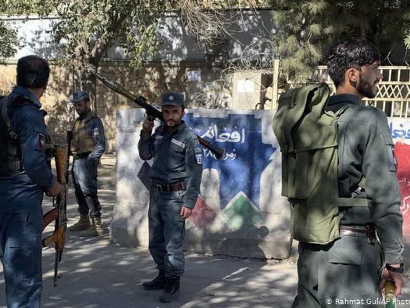 Ataque terrorista a Universidad de Kabul deja 19 muertos