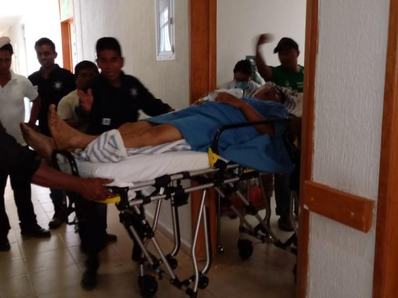 Ataques por arma de fuego dejan un herido en Aldama