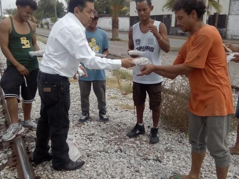 Atención a Migrantes de GP apoyará a caravana