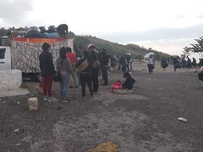 Atención médica a desplazados
