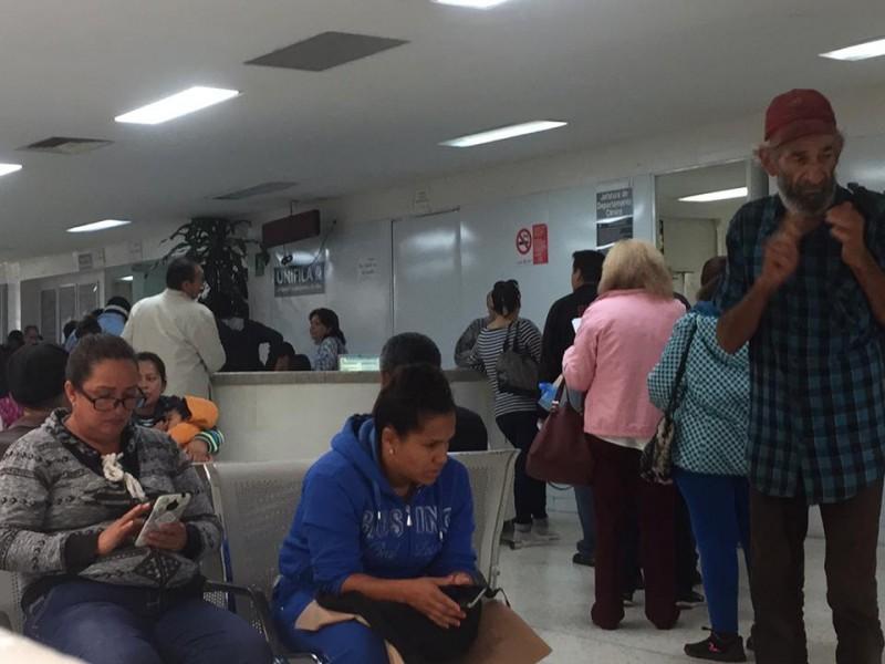 Atenciones por dengue aumentan en clínicas del IMSS