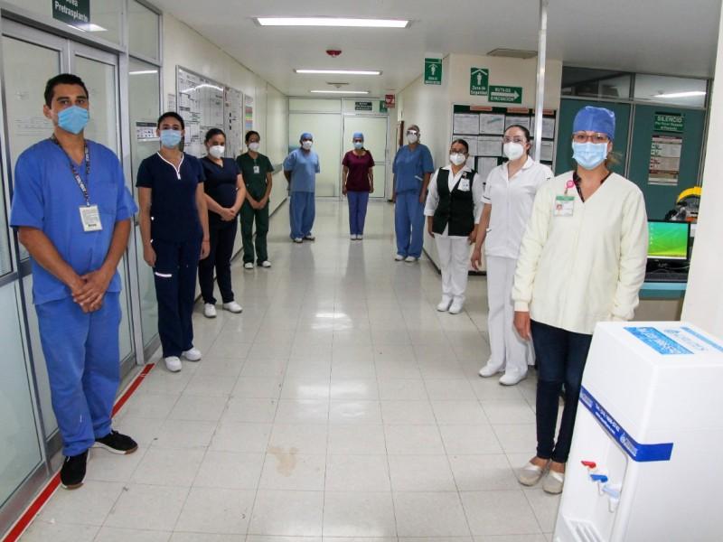 Atenderán hospitales privados 28 mil partos por emergencia de COVID-19