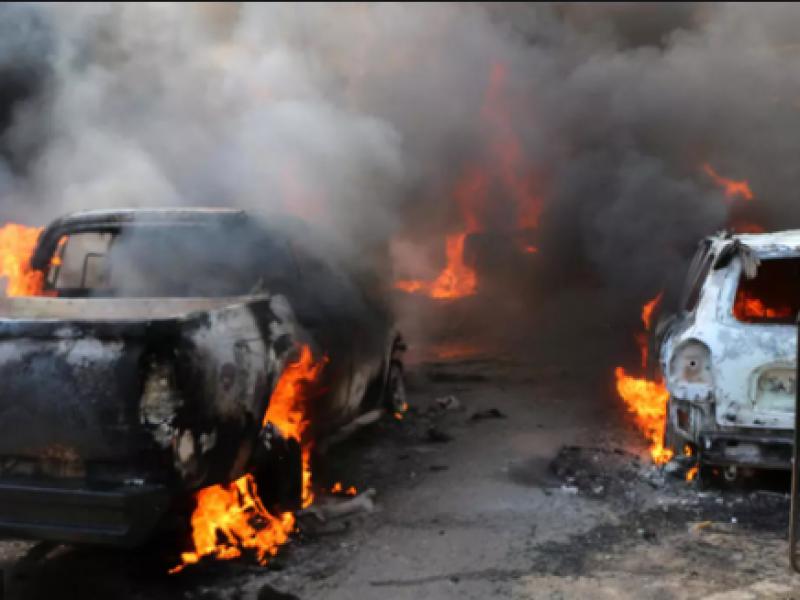 Atentado con camión-bomba deja 40 muertos en Siria