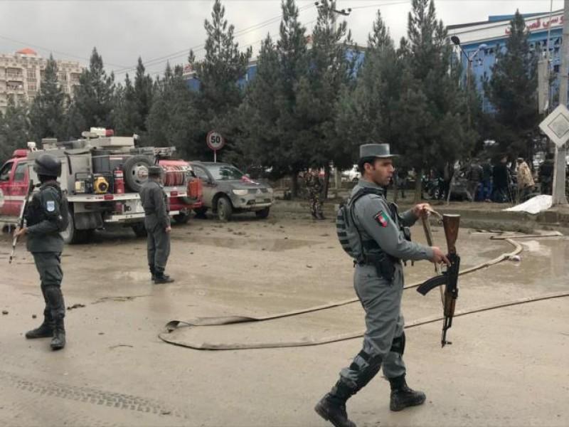 Atentado suicida sacude Afganistan