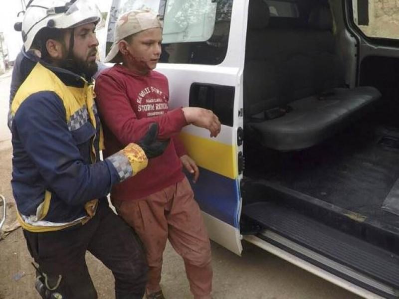 Atentados en Siria dejan 28 muertos