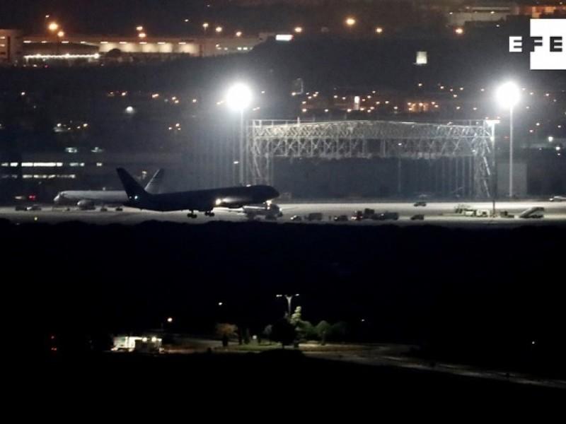 Aterriza en España sin incidentes vuelo de Air Canada