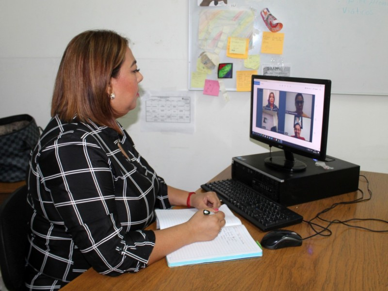 Atiende IMM temas en materia de violencia de género