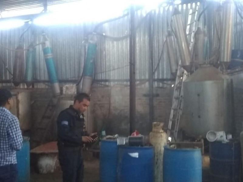 Atiende PC Municipal incendio en La Solana