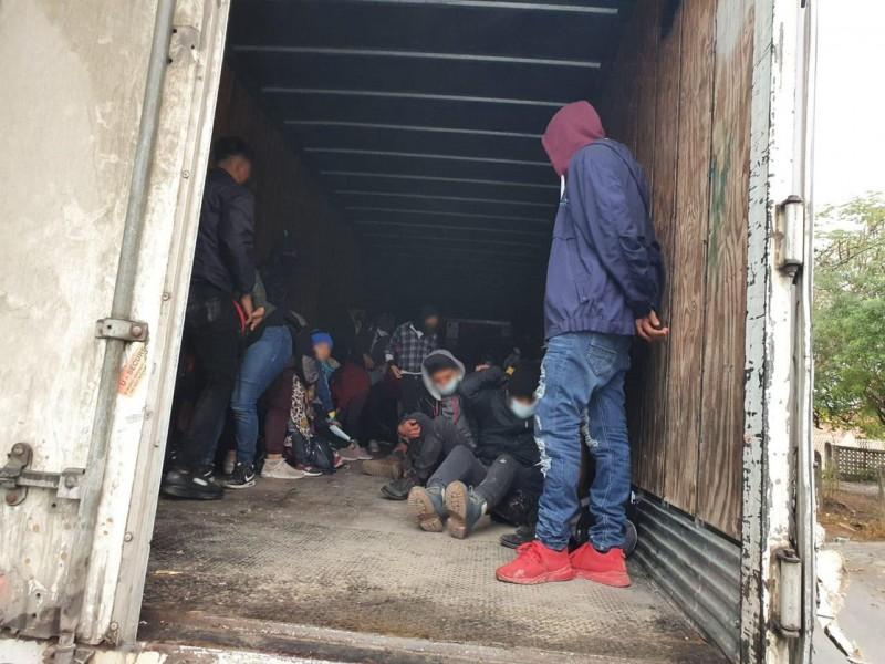 Atienden brotes de Covid-19 entre migrantes en Nuevo León