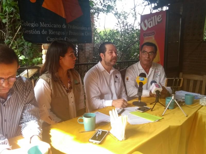 Atlas de Riesgo sin actualizarse en Chiapas