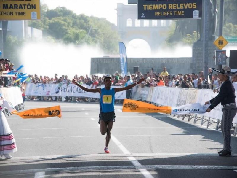 Atletas élite correrán el Maratón Guadalajara Megacable 2018