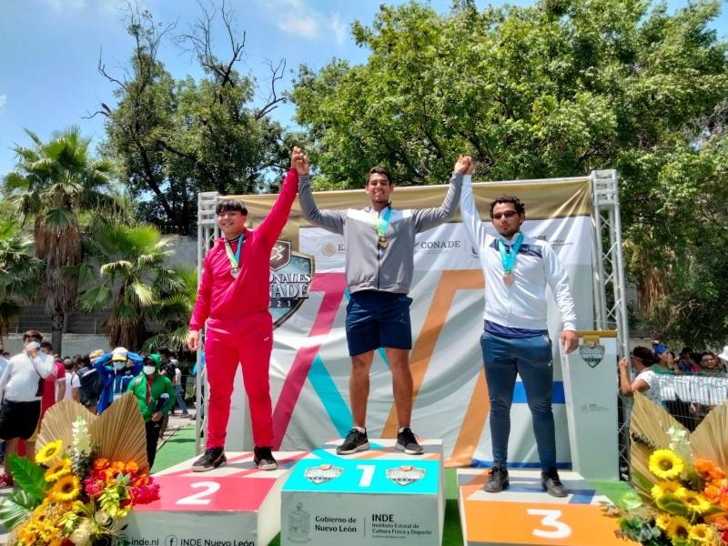 Atletismo nayarita concluyó en sexto lugar los Juegos Nacionales CONADE