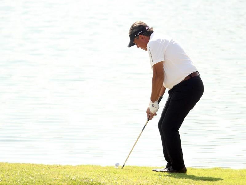 Atractivos duelos en Match Play de golf