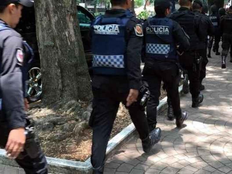Atrapados individuos por asalto a negocio en Iztapalapa