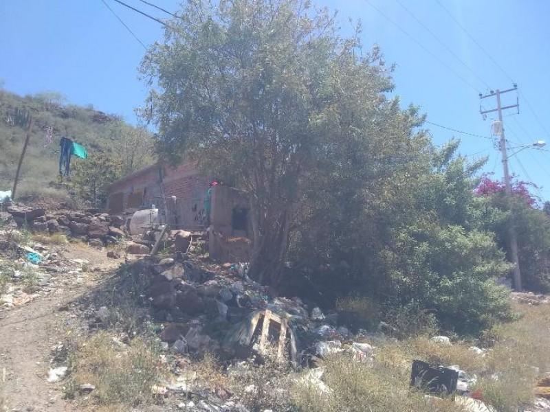 Atraso en recolección de basura por unidades de PASA descompuestas