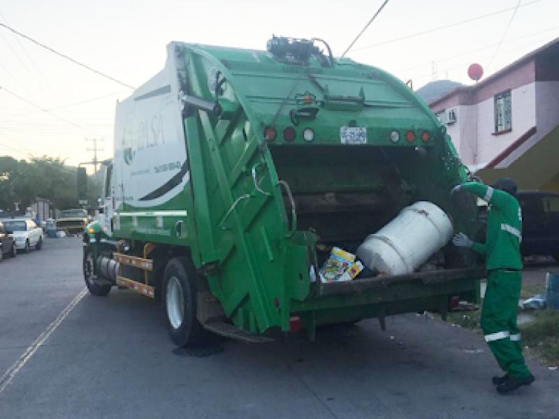 Atrasos en recolección de basura por desperfecto de unidades