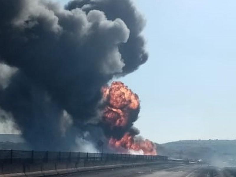 Atribuye Fiscalía accidente en autopista Guadalajara-Tepic a chofer de pipa