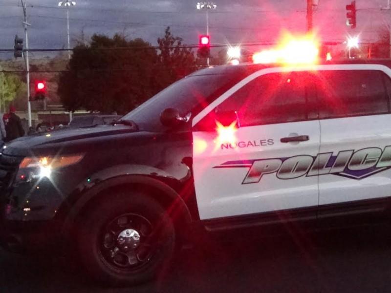 Atropellan a policía en Nogales, Arizona