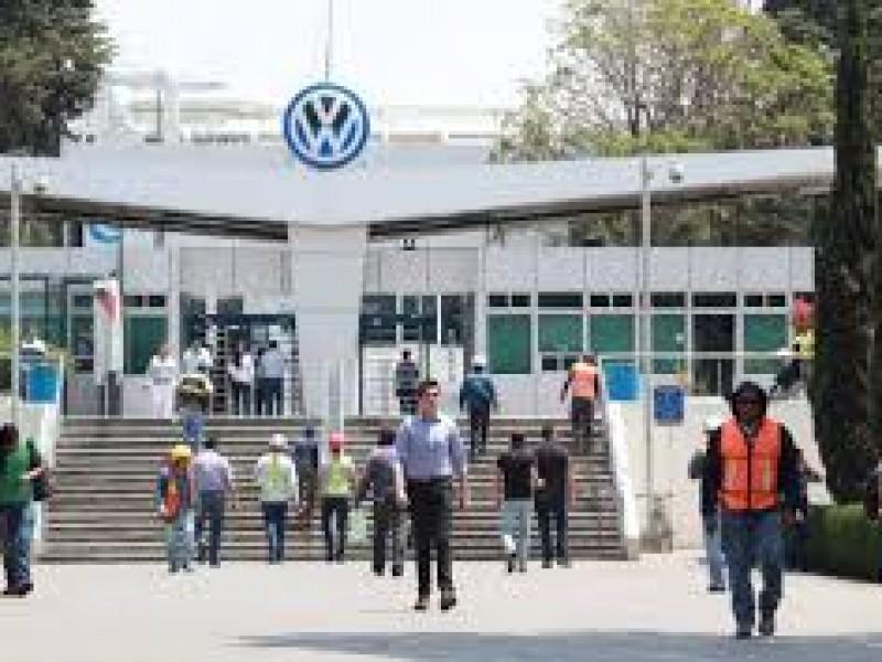 AUDI y VW van a paro por escasez de gas