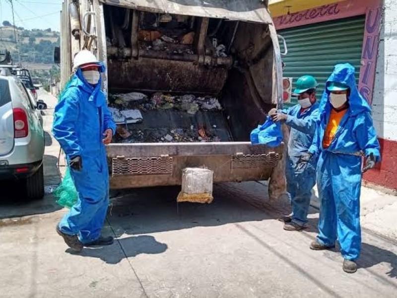 Aumenta 10% de residuos sanitarios en Edomex por pandemia