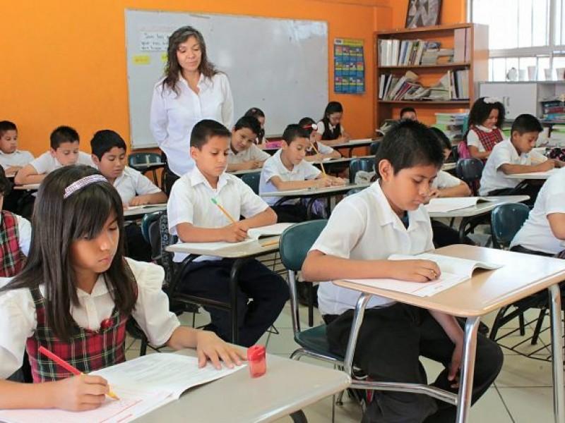 Aumenta 10% matrícula en educación básica en Nayarit