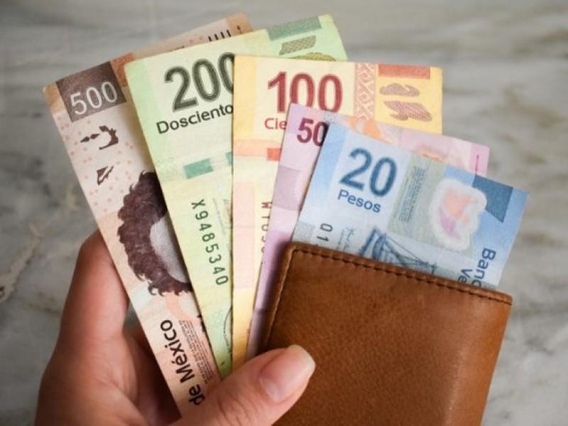Aumenta 15% salario mínimo en México a partir del 2021