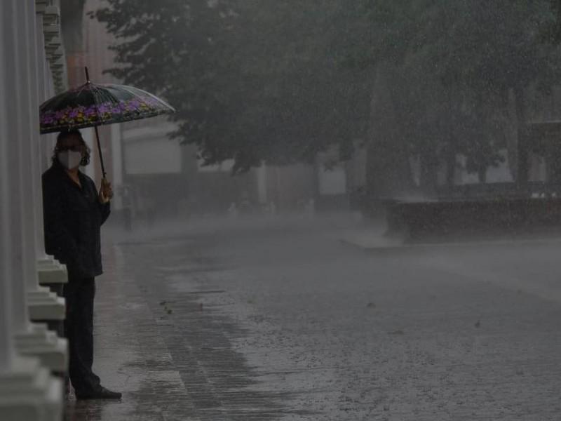 Aumenta 17% lluvia en Jalisco durante 2021