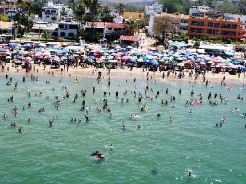 Aumenta 5.3% ocupación hotelera en playas nayaritas