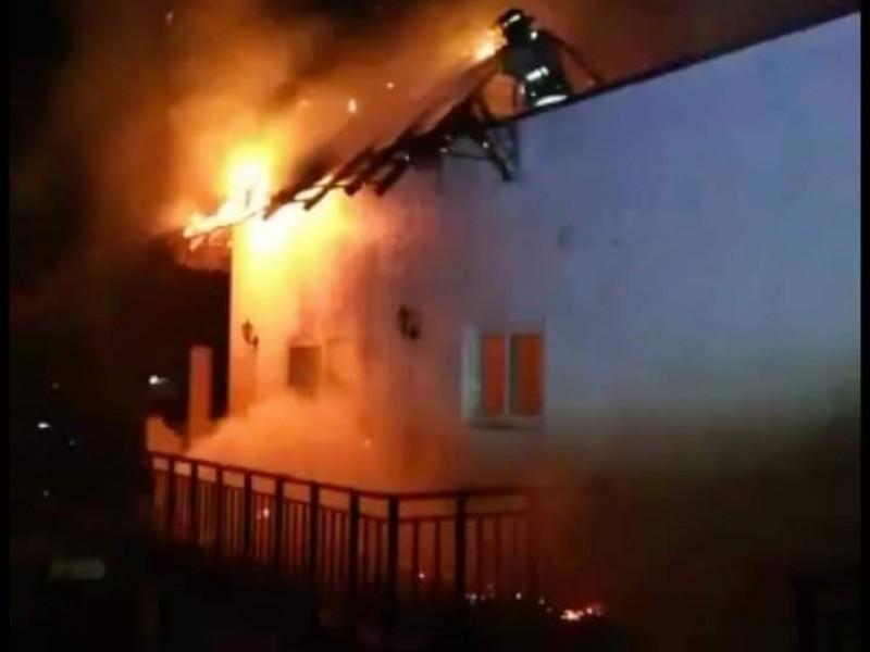Aumenta 60% incendios en Nayarit