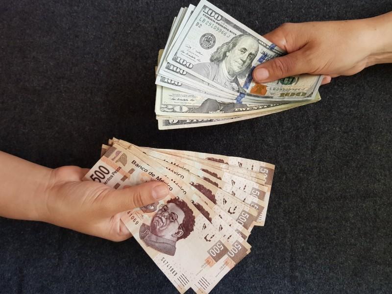 Aumenta 9.3% remesas durante últimos meses