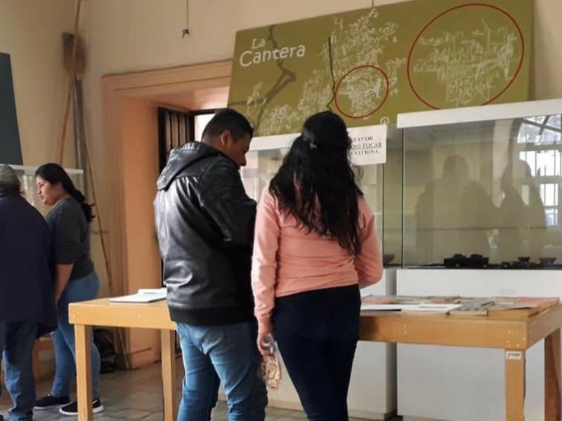 Aumenta afluencia de visitantes a Museo de Jacona