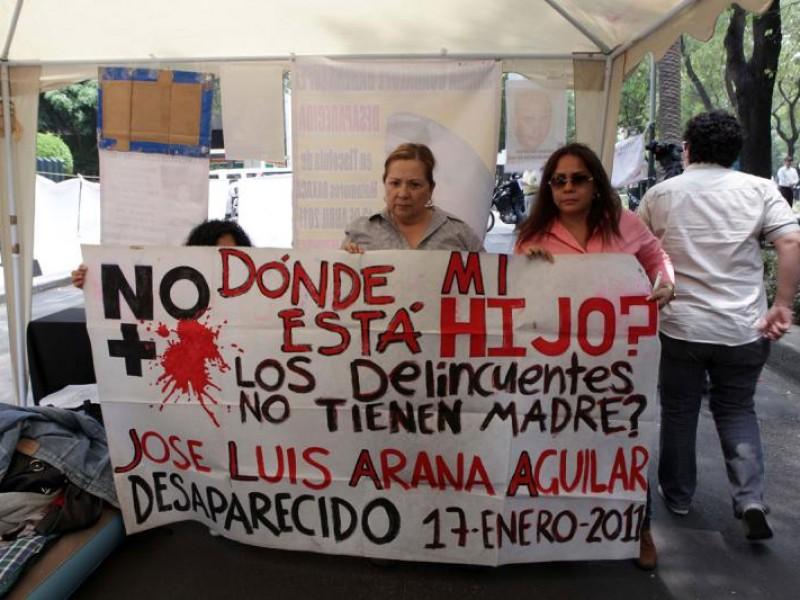 Aumenta desaparición de personas en México