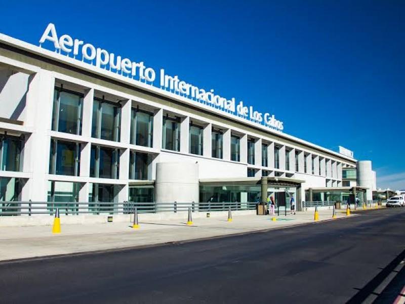 Aumenta en un 9% la llegada de turistas vía aérea