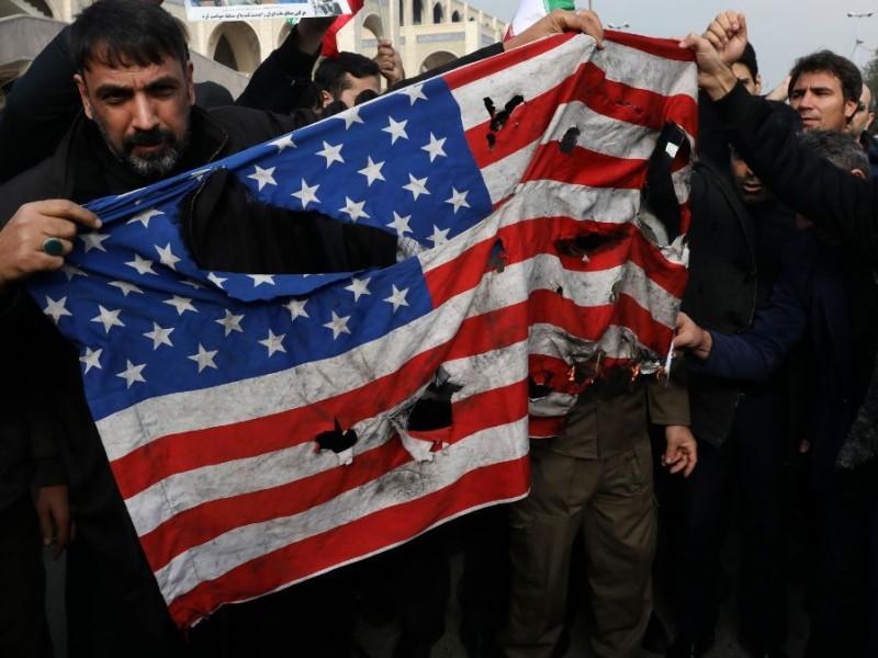 Aumenta la tensión entre Estados Unidos e Irán