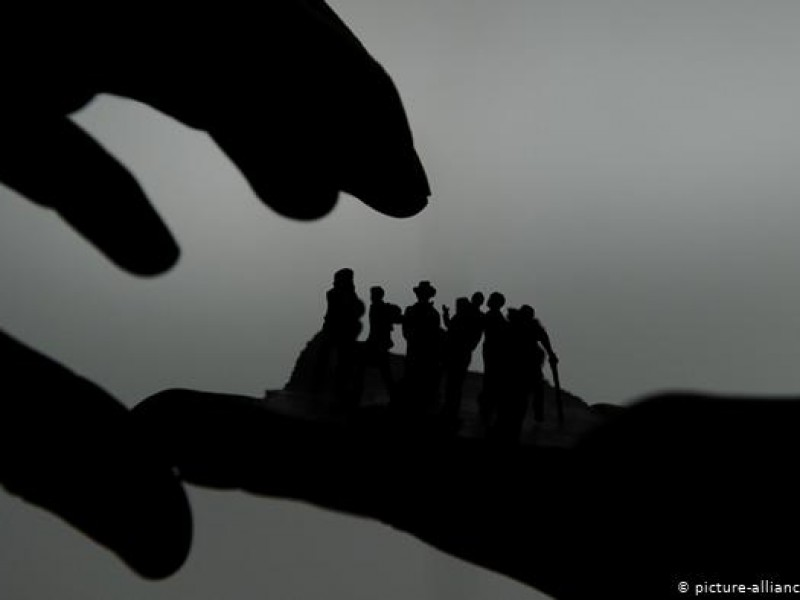 Aumenta la trata de personas en pandemia.