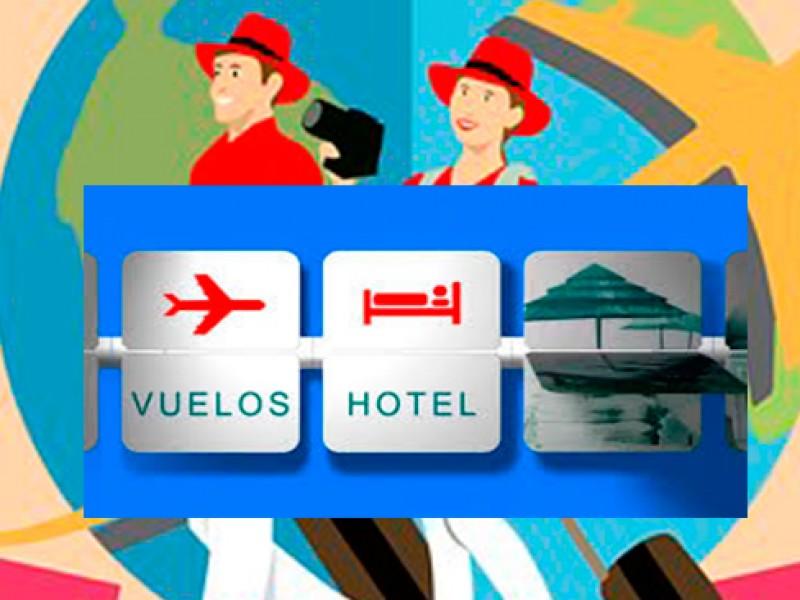 Aumenta movimiento en Agencias de Viajes