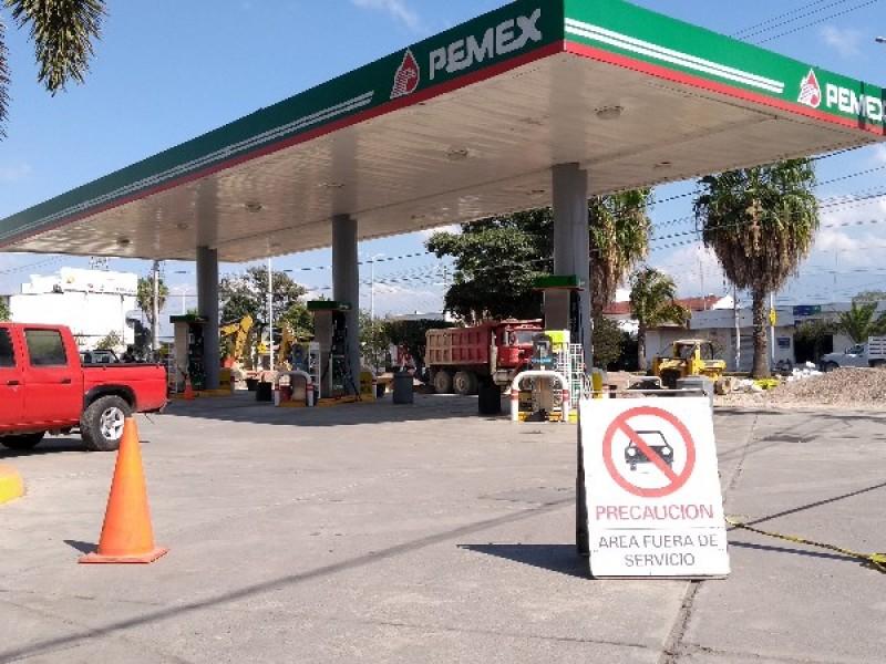 Aumenta número de gasolineras sin combustible en Nayarit