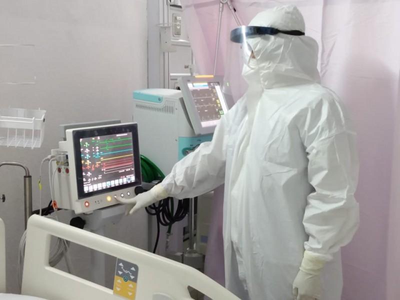 Aumenta ocupación hospitalaria en cinco municipios norveracruzanos