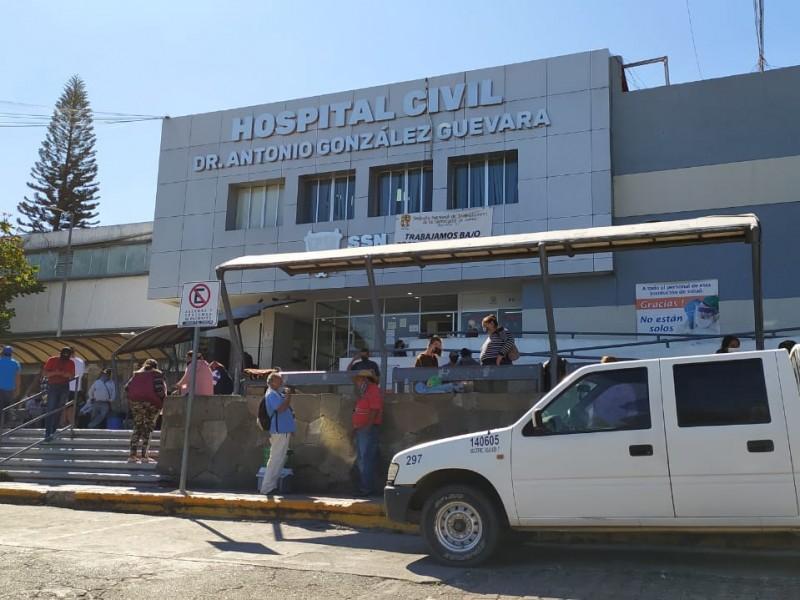 Aumenta ocupación hospitalaria y la dificultad para conseguir oxigeno medicinal