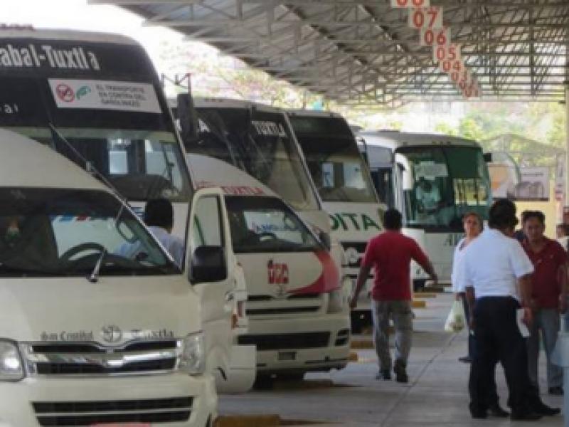 Aumenta precio del transporte en Berriozábal