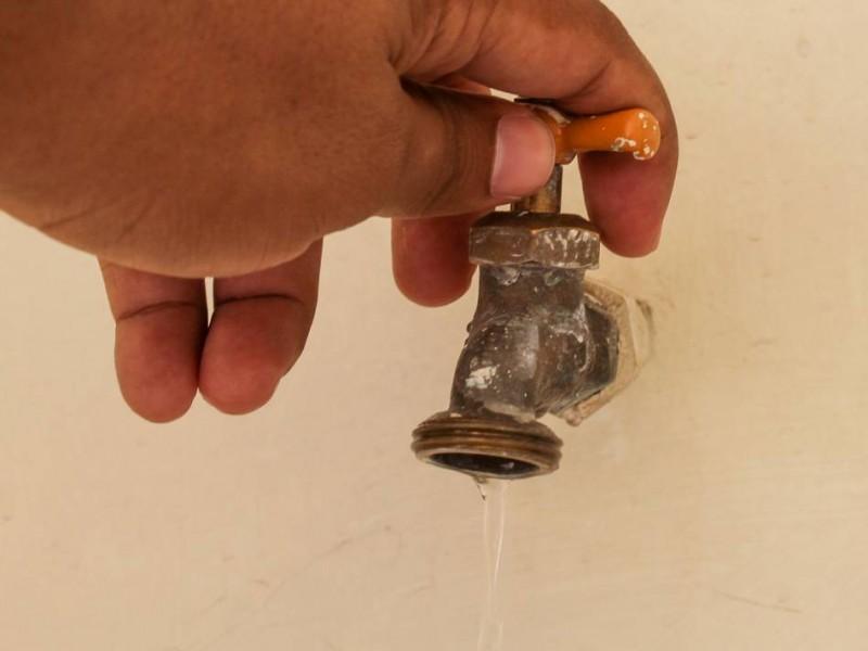 Aumenta SIAPA costo del agua hasta en 27% para 2021