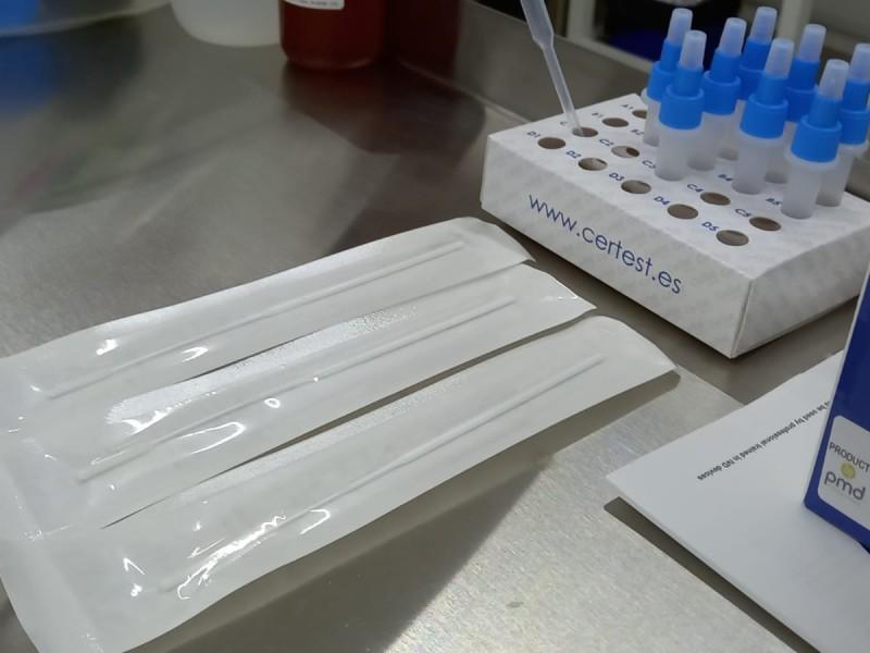Aumenta solicitud de pruebas Covid en laboratorios particulares