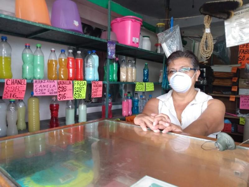 Aumenta uso de productos de limpieza así como las precauciones