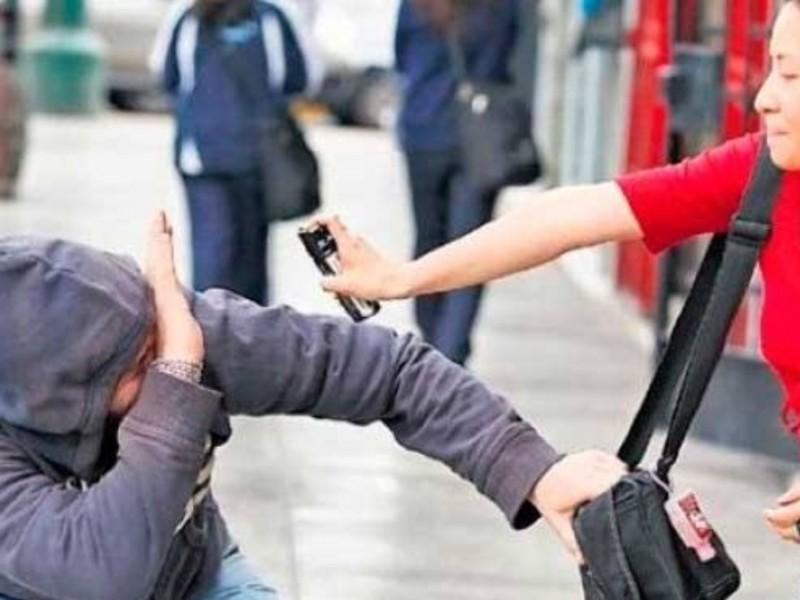 Aumenta venta de gas lacrimógeno por violencia