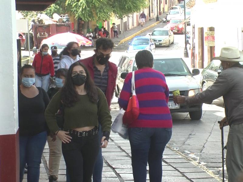 Al alza casos de Covid-19 en jóvenes de Zacatecas
