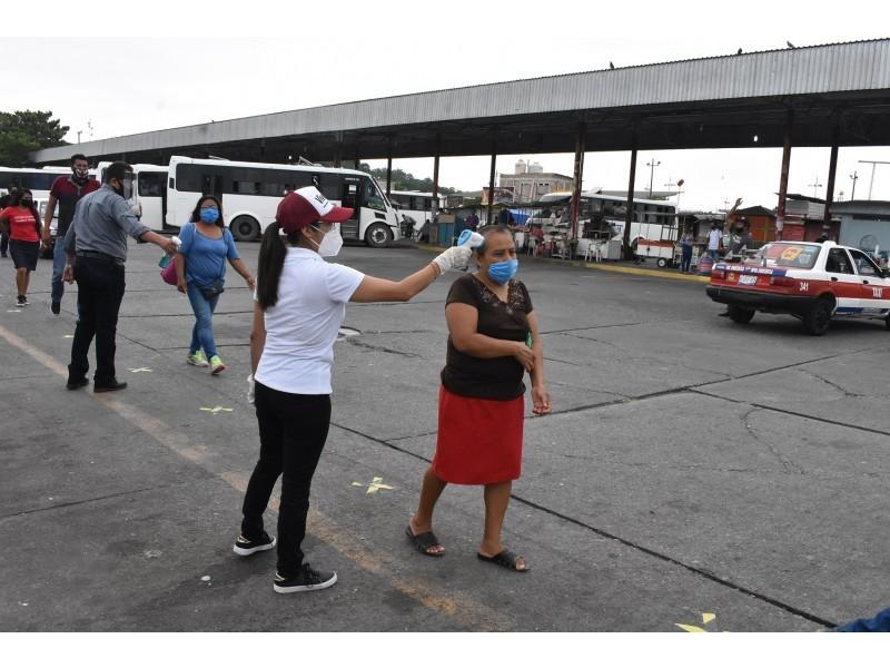 Aumentan casos de Covid19 en Poza Rica y Pánuco